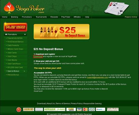 Free poker training course
